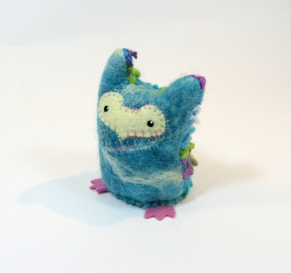 Owlet Plush - Hatchling Owl (no. 20)