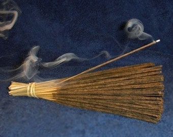 """Clean Cotton 11"""" Hand Dipped Incense"""