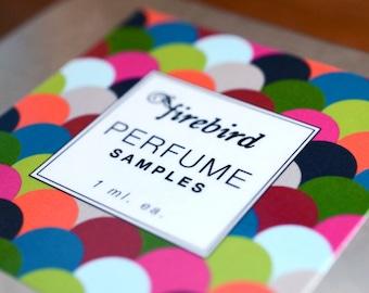 Perfume Samples - 27