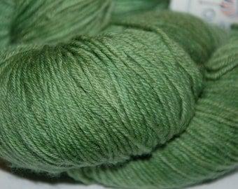 Studio June Yarn Super Cash Sock - Cashmere, Superwash Merino, Nylon - Color: Fresh Cut Hay