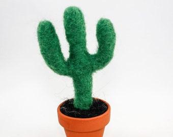Felt Cactus (Saguaro)