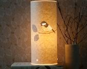 Little Chickadee lamp