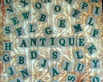 One Dozen Antique Anagrams