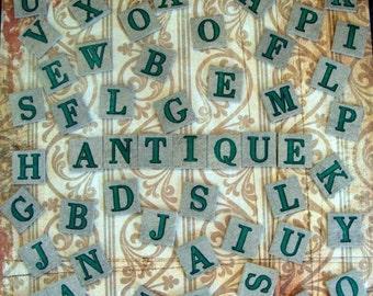 One Dozen Antique Anagrams