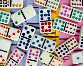 One Dozen Happy  Dominos