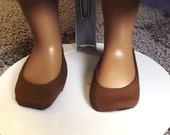 20inch Lorifina Doll  Brown Slippers