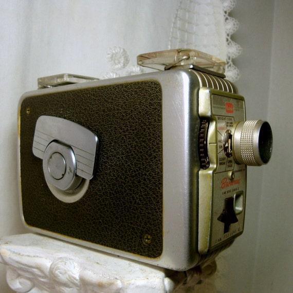 kodak brownie 8mm movie camera manual