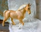 trigger, the palomino horse