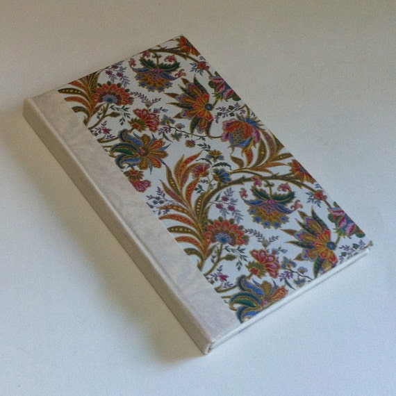 Tall Skinny Journal, Case Bound, Italian Florentine, Ready To Ship