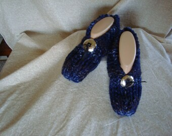Men's Knitted Slippers Size 6,7, OR 8