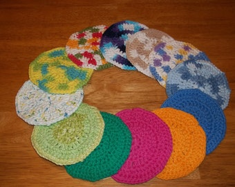 C-1202 Cotton Coasters