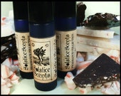 Chocolate Peppermint Bark Perfume - Milk Chocolate, Cool Peppermint, Dark Chocolate and White Chocolate