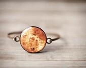 Orange Bracelet - Venus - Space Jewelry (BT019)