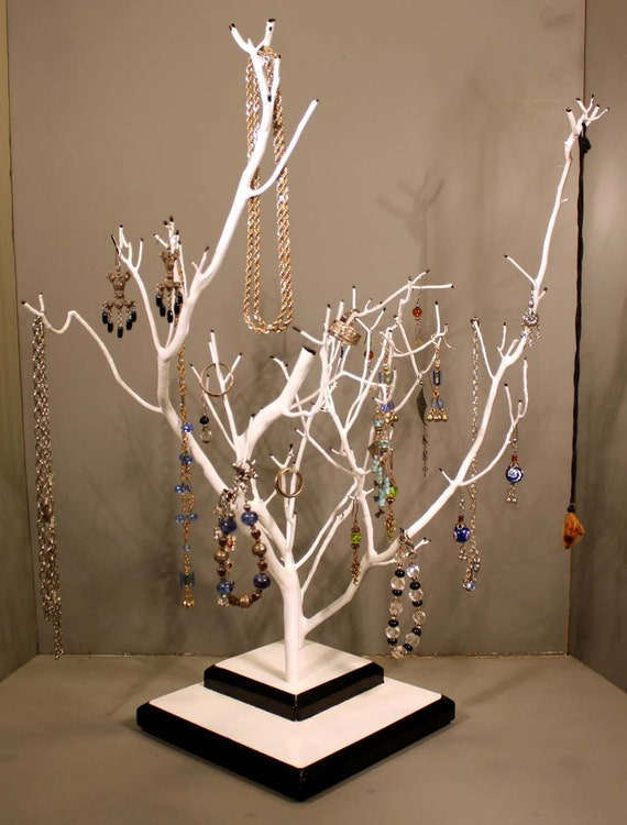Jewelry Tree - White Manzanita - 985