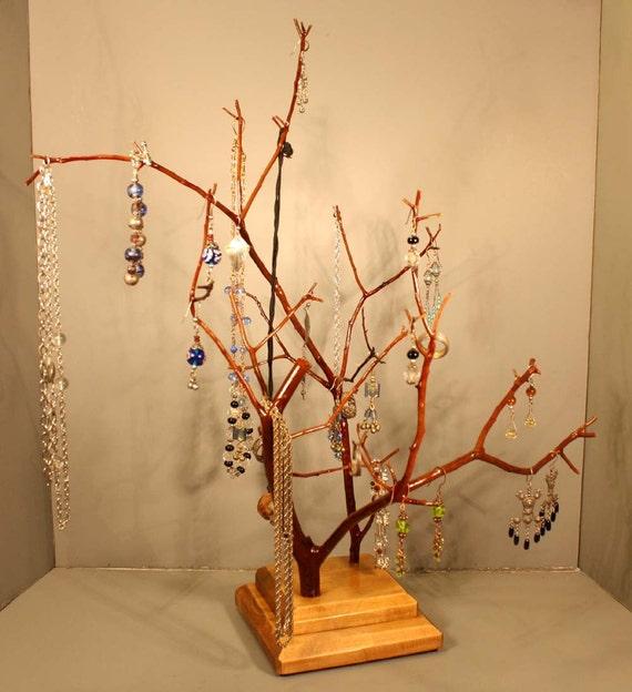 Jewelry Stand - Twin Branch Manzanita - 986