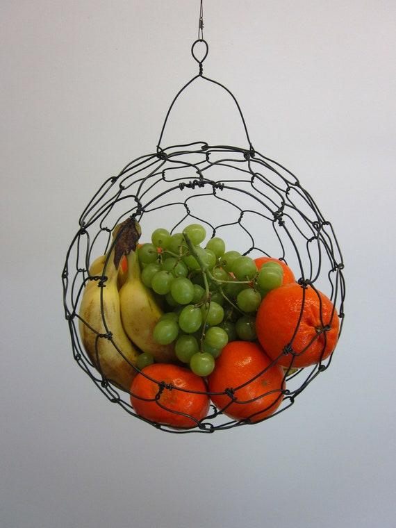 fruit juice hanging fruit basket