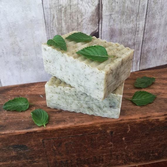 Natural  Man Soap
