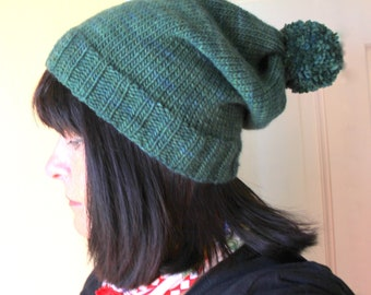 KNITTING PATTERN Football Baby Hat Size 0 to 3 and 6 to 12