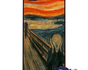 The Scream by Edvard Munch - iPhone Cover, Case