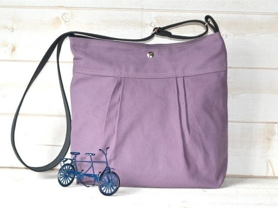 Radiant Orchid Diaper bag WATER PROOF Baby diaper bag / Messenger bag