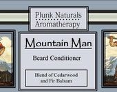 Mountain Man Beard & Mustache Conditioner