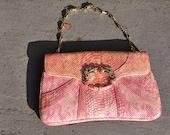 Pink Gucci Inspired Handbag