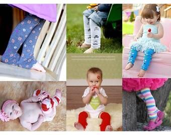 Choose 5 Baby Leg Warmer Sale Free Gift & Free Shipping