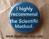 recommend scientific method - science gifts magnet science teacher gift