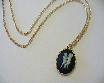 Vintage Zodiac Necklace DEADSTOCK