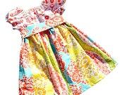 "Peasant Dress Pattern, Girls Dress Pattern, Sewing Patterns, PDF Sewing Pattern, Easy Sewing PDF Patterns, Girl, Baby Pattern ""Hailey Dress"""