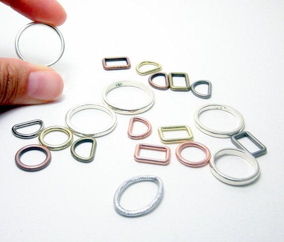 Metal Findings Geometrical