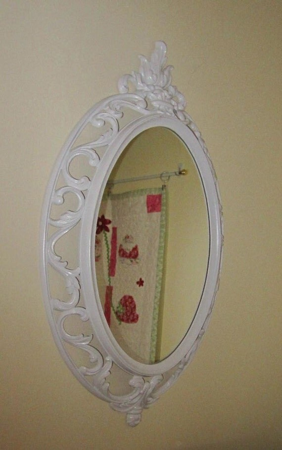 Vintage Gold Mirror - Out of the Wicked Queen's Castle
