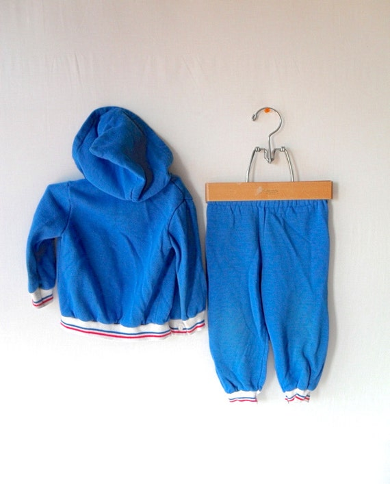 Vintage Toddler Sweat Suit