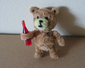 Fuzzy Figures- Ted