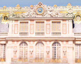 Paris Photograph - Palace of Versailles, Paris Art Print, French Home Decor, Large Wall Art