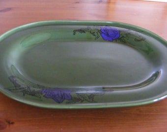 Handpainted Serving Platter