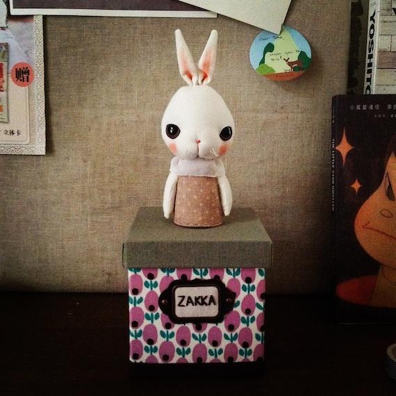 Bunny zakka storage box