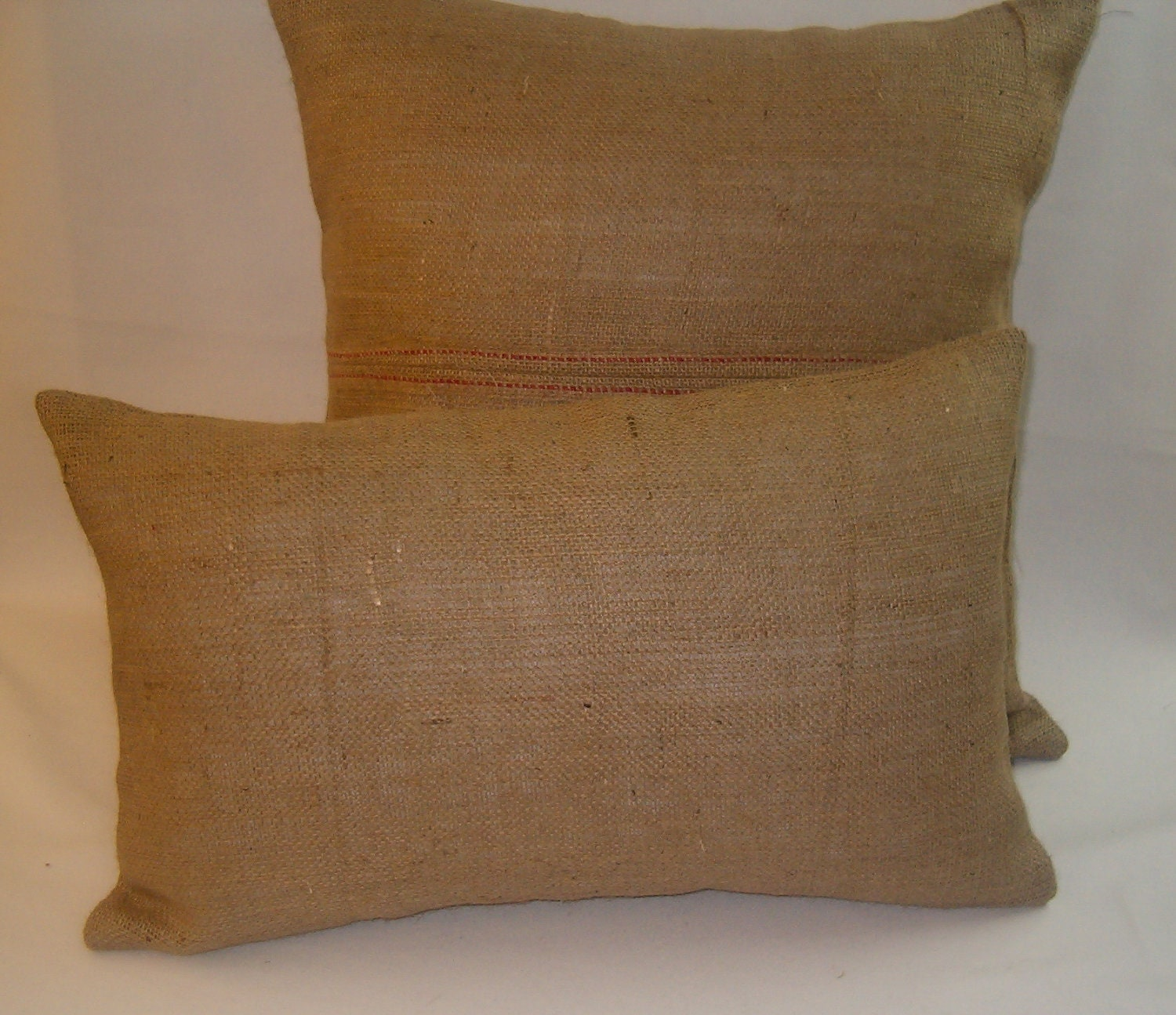 wholesale lot of 12 burlap pillow covers by kirtamhomecollection. Black Bedroom Furniture Sets. Home Design Ideas