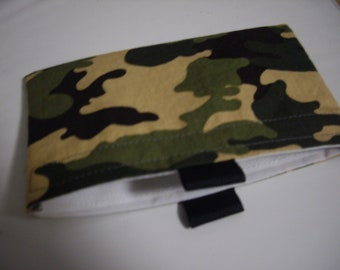 Camo Reuseable Snack Bags