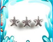 Starfish - Star Charm - Fits European Style Bracelets