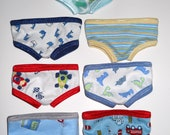 Boys Panties Underwear -- Your Choice of ONE -- Waldorf Doll Clothes -- 10 Inch (LB Size)
