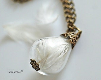 Angel Wings A touch of heaven Necklace