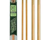 Takumi Bamboo Knitting Needles Single Pointed (9 INCH) Size US7 (4.50 mm)