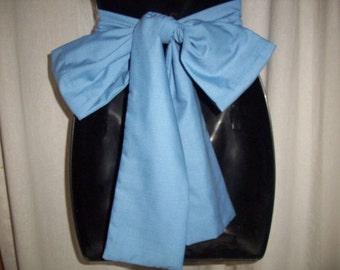 Sash Only Civil War, Victorian, Reenactment Sash, One Size Fits Most Color Choice