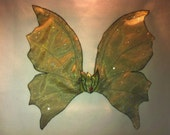 Woodland sparkly fairy wings