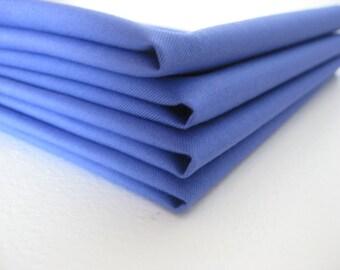 Cloth Napkins - Periwinkle - 100% Cotton