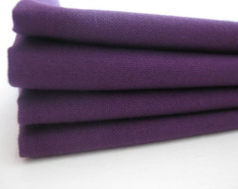 Cloth Napkins - Iris - 100% Cotton