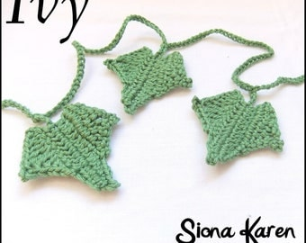 Ivy Crochet Pattern PDF