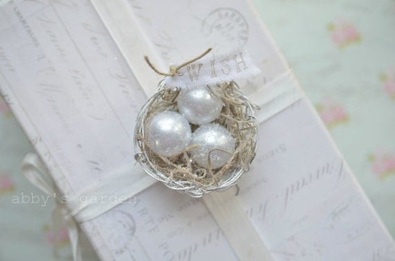 Winter's Nest Ornament (WISH)