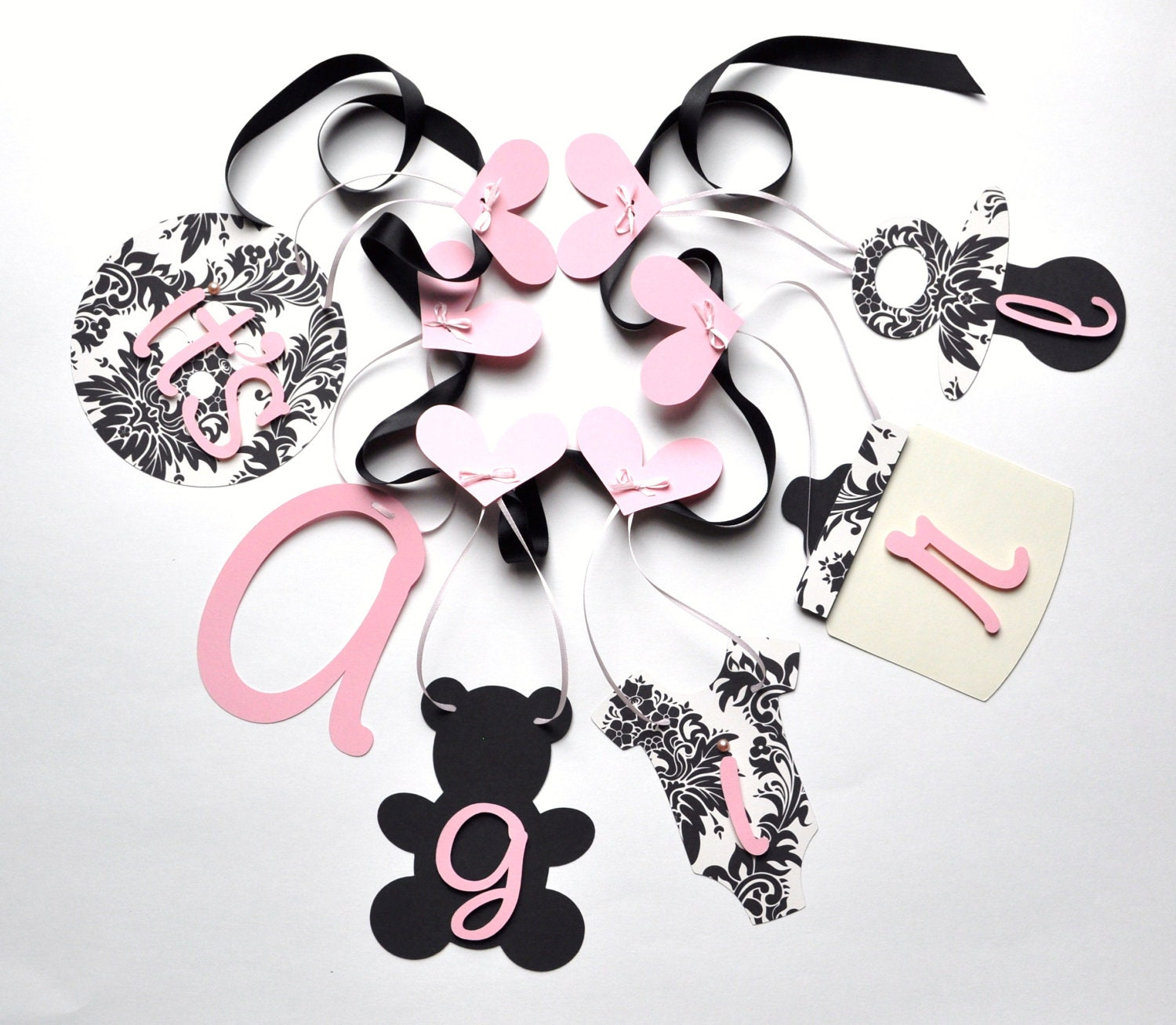 Damask Baby Shower Decorations | Best Baby Decoration